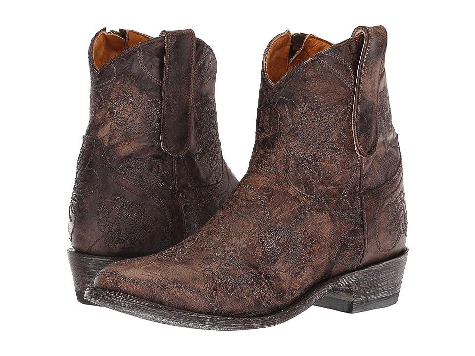 Old Gringo Razkamelozipper (Chocolate) Cowboy Boots