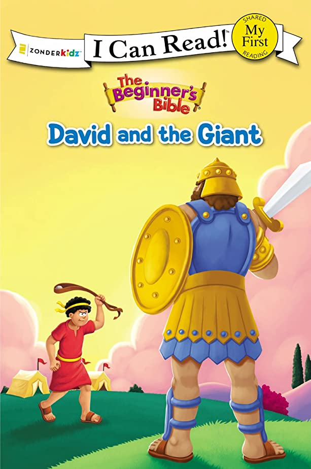 金銭的なルーチン貧しいThe Beginner's Bible David and the Giant (I Can Read! / The Beginner's Bible) (English Edition)