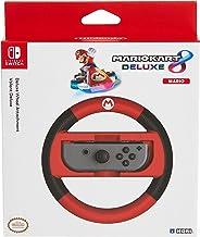 Hori Nintendo Switch Mario Kart 8 Deluxe Wheel Mario/Switch - Nintendo Switch