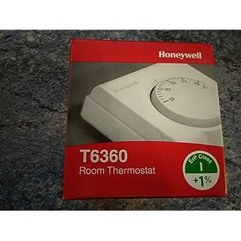 HONEYWELL TERMOSTATO AMBIENTE stile simile a T6360-non un HONEYWELL Nuovo di Zecca