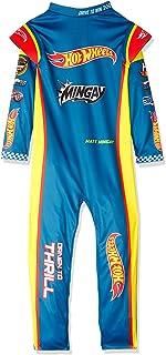Rubie's Child Hot Wheels Racing Suit,4-6 Yrs