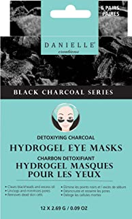 Danielle Detoxifying Charcoal Under Eye Patches