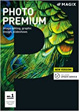 MAGIX Photo Premium - Version 2018 - Photo editing & slideshow software [Download]