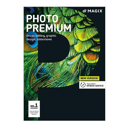 MAGIX Photo Premium - Version 2018 - Le programme de retouche d'image & de création de diaporamas [Téléchargement]