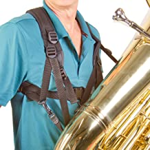 tuba marching strap