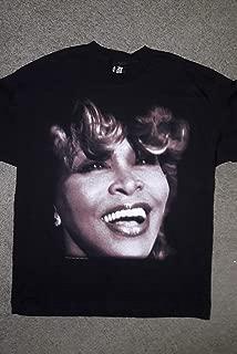 Vintage Tina Turner T-Shirt Black 1999 XL ADULT T-Shirt, Hoodie Gift for men woman