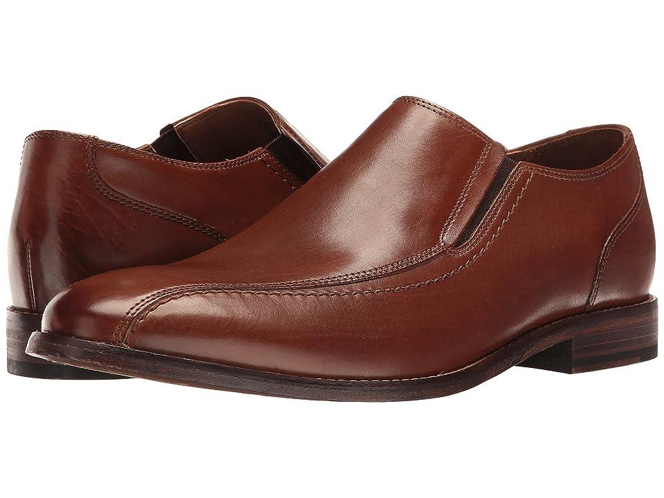 Bostonian Ensboro Step (Tan Leather) Men