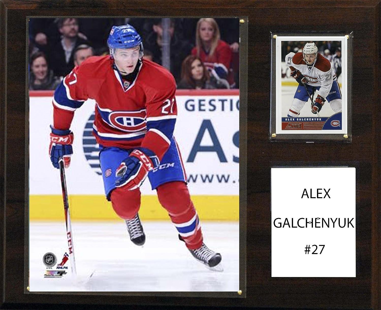 NHL Montreal Canadiens Alex Galchenyuk 12 x 15-Inch Player Plaque