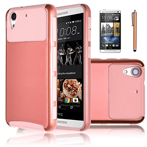 best service 1ef6c 031f4 Htc Desire 626 Cover: Amazon.com