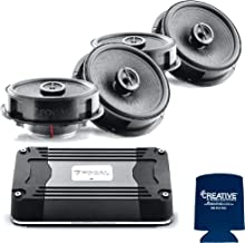 Focal Kit for Golf 6/Bora/Jetta MK6 09-14 - Includes Two Pairs of IC165VW 6.5