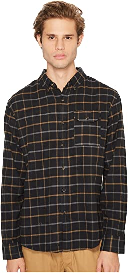 VISSLA - Central Coast Long Sleeve Flannel