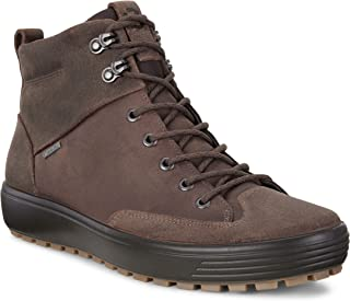 Ecco Men's Soft 7 Tred High Top Gore-tex Sneaker