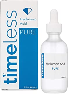 Timeless Skin Care Hyaluronic Acid Serum 2 oz