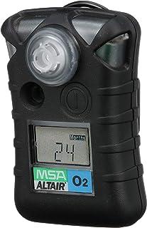 MSA 10092523 ALTAIR Detector de gas único, oxígeno (O2), a
