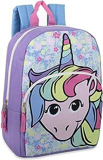 حقائب ظهر للأطفال من أنيمال فريندز كريتر آند كرياتور لمرحلة ما قبل المدرسة للأطفال والبنات مع أشرطة معززة قابلة للتعديل