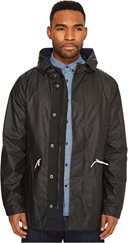 Scotch & Soda - Parka in Rubber Coated Nylon Quality