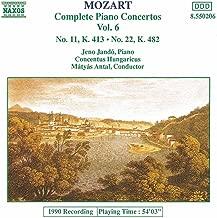 Mozart: Piano Concertos Nos. 11 And 22