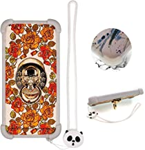 Case for Innjoo Fire Plus Case Silicone border + PC hard backplane Stand Cover KL