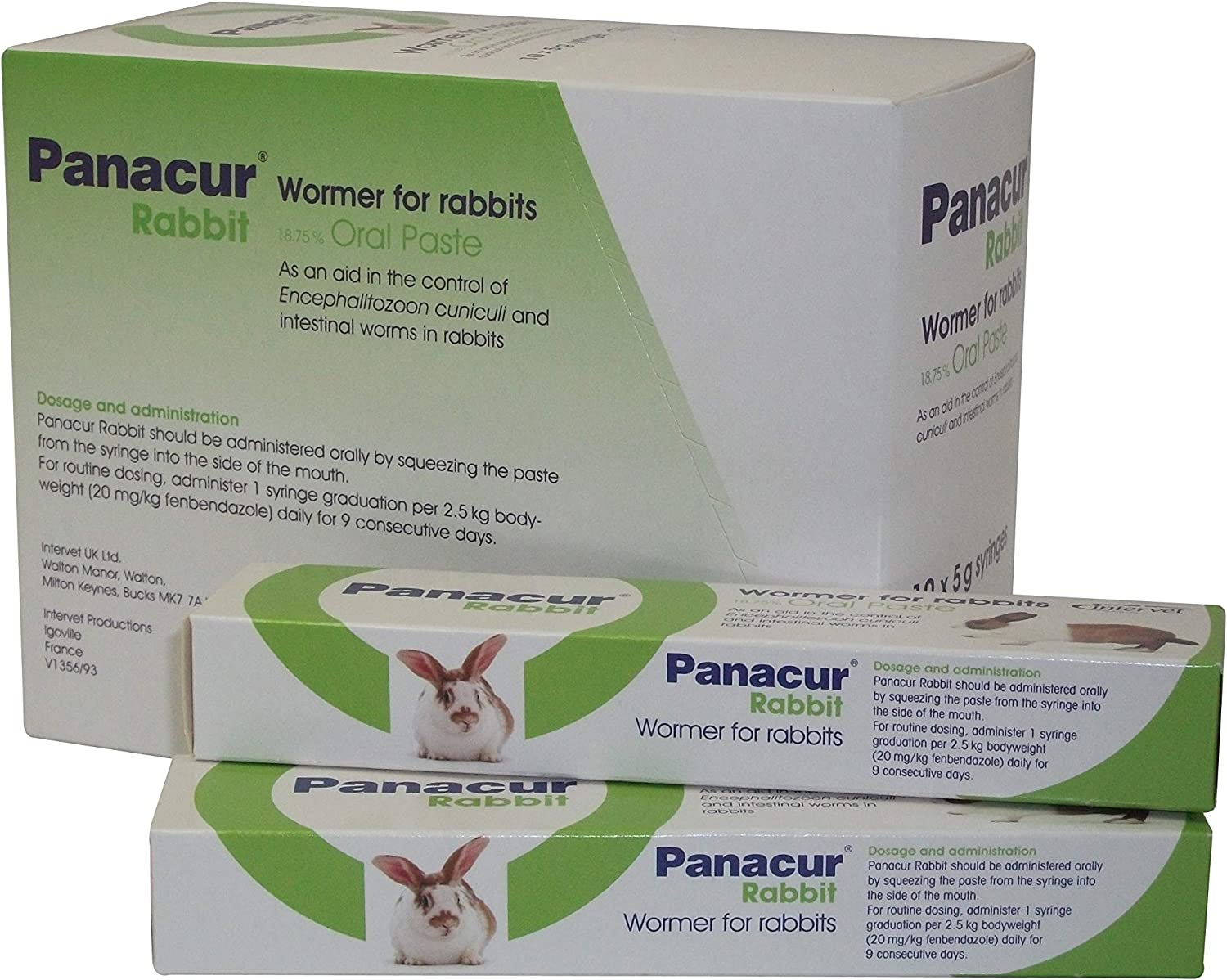 MSD ANIMAL HEALTH Panacur Paste For Rabbits