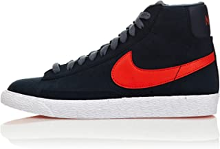 official photos 4511a 5ff07 Nike blazer mid vintage (GS) hi top trainers 539929 406 sneakers shoes