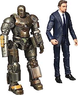 Marvel Studios: The First Ten Years Iron Man Tony Stark and Mark I