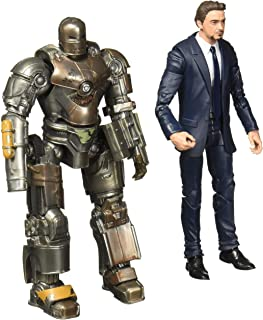 Marvel Figuras Tony Stark & Iron Man Mark 10th Anniv
