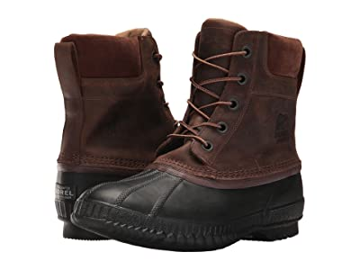 SOREL Cheyanne II (Tobacco/Black) Men
