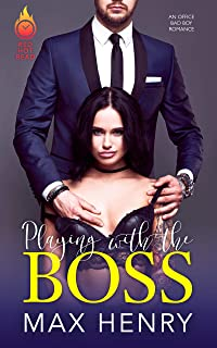 Playing with the Boss (Red Hot Read Book 2)