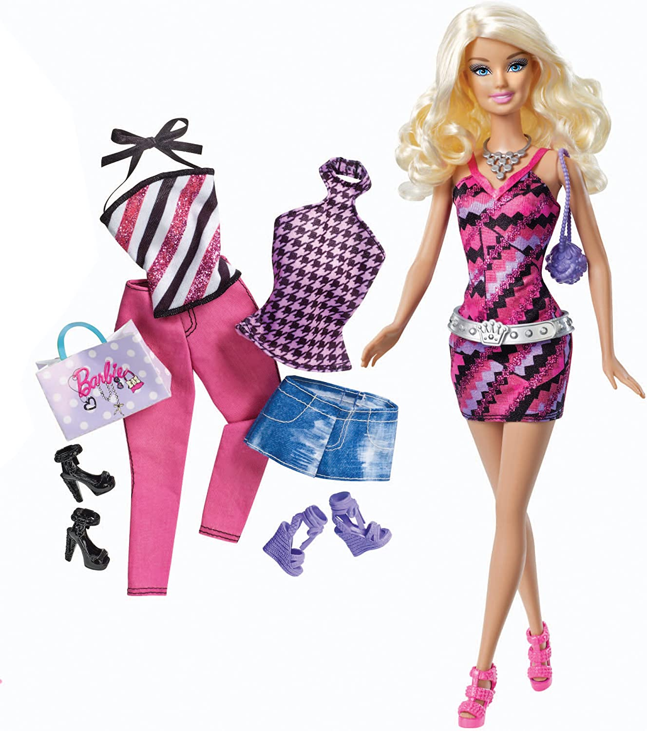 Mattel BBX43 Barbie & Mode Set Barbie