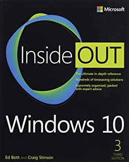 Windows 10 Inside Out (3rd Edition)