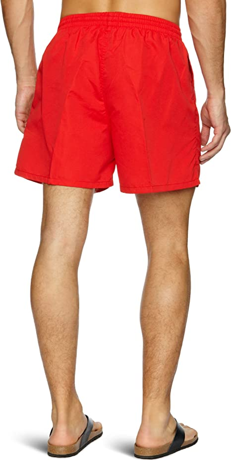 Maru Swimwear Mens Solid Short 16