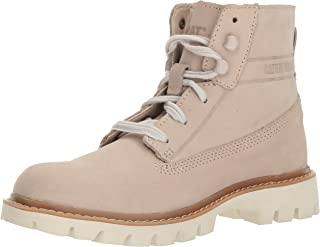 Caterpillar Women's Basis Lace up Leather Fashion Boot