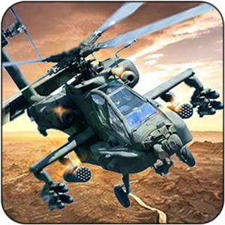 Gunship Modern War Warfare Simulation - Helicopter Game Pro