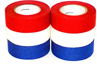 Mylec USA 6 Pack Tape (Red/White/Blue - 2 Each)