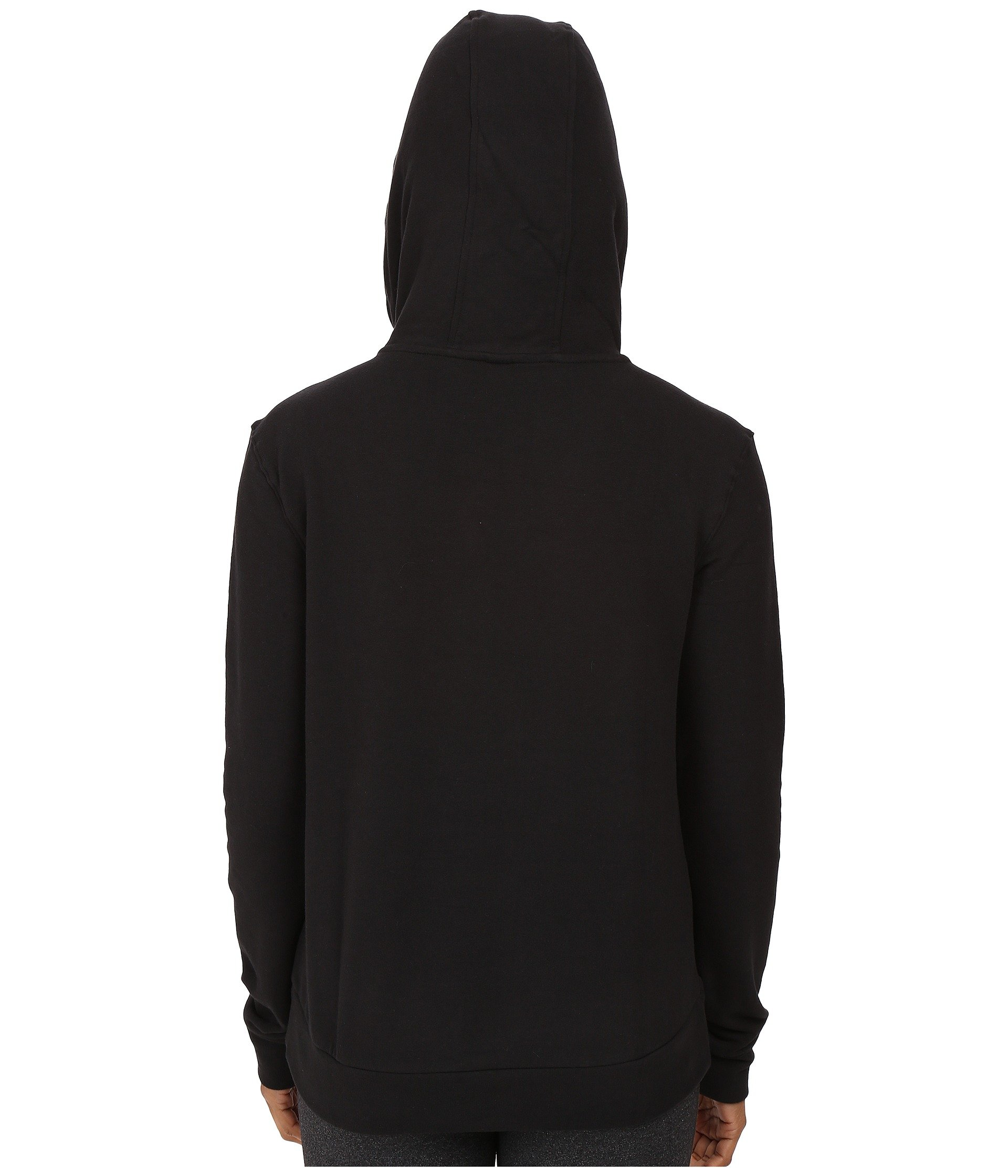adidas originals 247365 pullover hoodie in black modesens. Black Bedroom Furniture Sets. Home Design Ideas