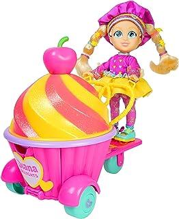 Love Diana Mini Doll Food Stall Playset, 79845