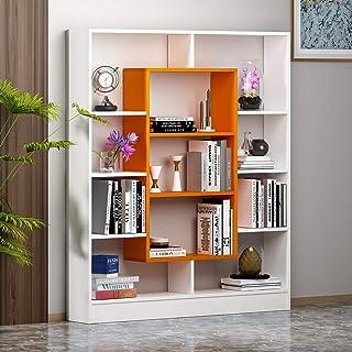 HOMIDEA Venus Bibliothèque - Étagère de Rangement - Étagère pour Livres - Étagère pour Bureau/Salon par Le Design Moderne...