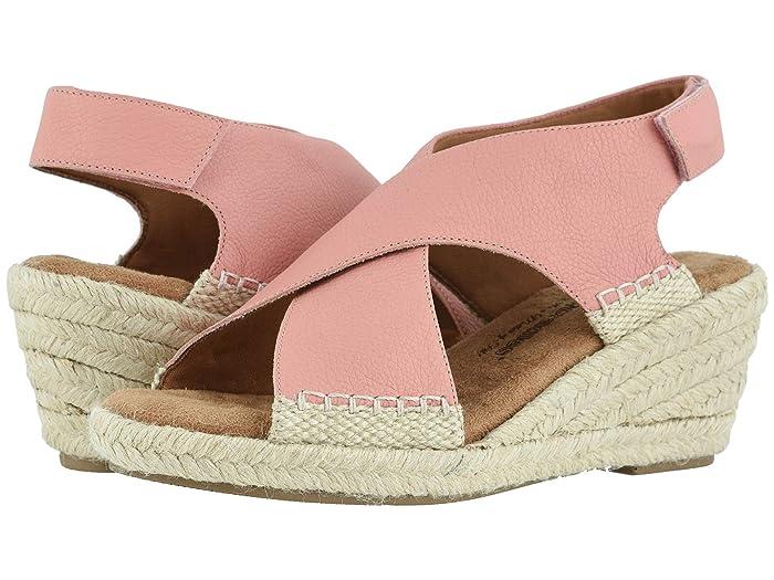 Walking Cradles  Addison (Rosewood Soft Tumbled Leather) Womens  Shoes