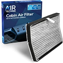 Premium Cabin Air Filter w//Activated Carbon AirTechnik CF10373 Replacement for Audi//VW