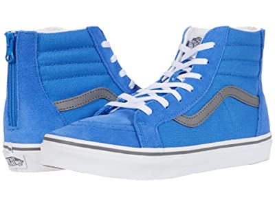 Vans Kids SK8-Hi Zip (Big Kid) ((Pop) Nebulas/Gargoyle) Boys Shoes
