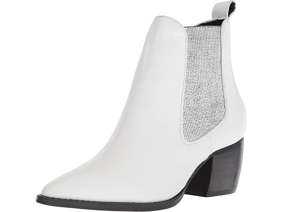 Sol Sana Dials Boot (White/Silver) Women