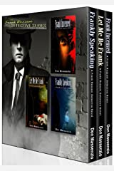 The Frank Rozzani Detective Series - Books 1-3: Frankly Speaking, Let Me Be Frank, Frank Incensed Kindle Edition