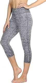 Women Workout Clothes Athletic Leggings Capri Activewear Hot Yoga Pants