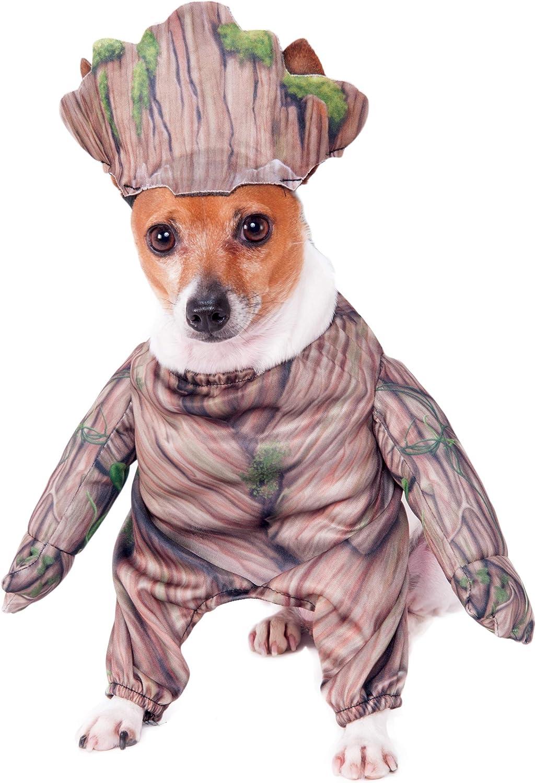 Rubie's Marvel Walking Groot Pet Costume, Medium