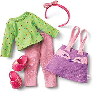 """American Girl WellieWishers Smart as a Fox School Outfit for 14.5"""" Dolls"""