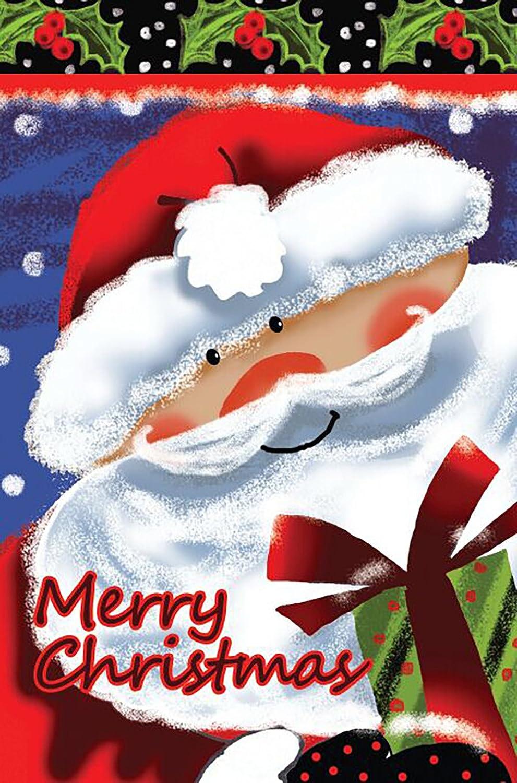 Morigins Santa Gift Max 87% OFF Decorative Double Winter Japan Maker New Hol Christmas Sided