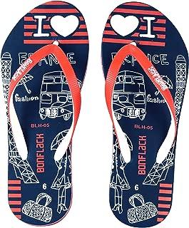 Best flip flops navy Reviews