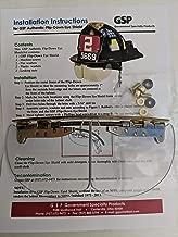 "Pierce 5 Ton Dump Kit Flat Bed PO46-5MK: 4 x 14 Cylinder Size Scissor Measurement: 36/"" L X 11 1//2/"" H 150 AMP Breaker 12 V DC 37,690 Lbs Coloumn Load 250219"