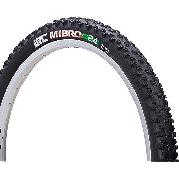 IRC Jr.マウンテンタイヤ MIBRO 24 M107 196195 ブラック 24X2.10