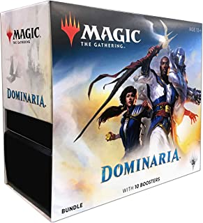 Wizards of the Coast Magic The Gathering Dominaria Bundle C34910000